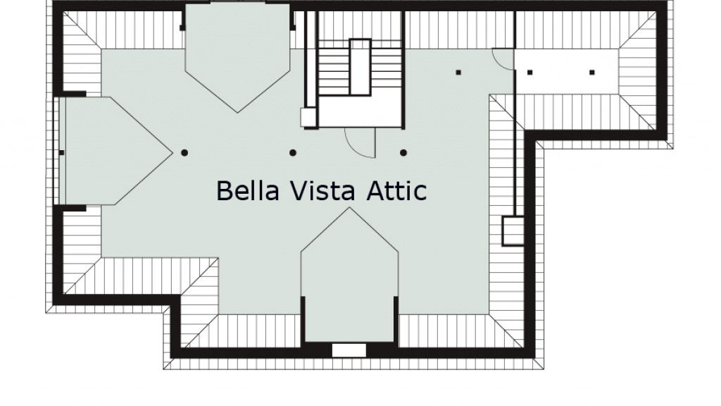 Bella Vista Attic